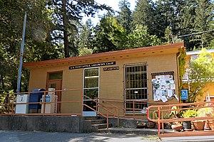 Lagunitas, California - U.S. Post Office in Lagunitas