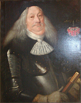 Dano-Swedish War (1658–60) - Colonel Poul Beenfeldt, Danish commander of Kronborg.