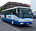Praha, Na Knížecí, Ostrovského, SOR C 10,5, Probo bus, D 96 Rožmitál (01).jpg
