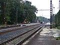 Praha-Klánovice, rekonstrukce zastávky (01).jpg