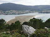 Praia de Barra dende Monte Branco, Ponteceso 2.jpg