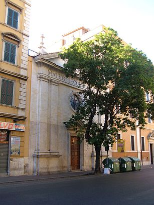 How to get to Chiesa Della Beata Vergine Maria Del Carmine with public transit - About the place