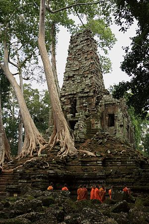 Preah Palilay - Image: Preahpalilaymonks okt 2007