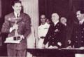 Premiazione coppa del Ministero Cultura per Caravaggio 1941.png