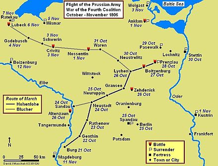 Battle of Lbeck Wikipedia