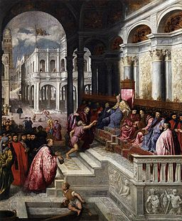 Presentation of the Ring to the Doges of Venice