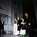 President John F. Kennedy and First Lady Jacqueline Kennedy Attend a Dinner in Honor of Prime Minister of India Jawaharlal Nehru.jpg