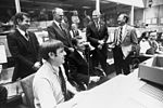 President Reagan at Mission Control, Houston - GPN-2000-001655.jpg