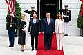 President Trump and the First Lady Visit with the President of Poland and Mrs. Duda (48055426556).jpg
