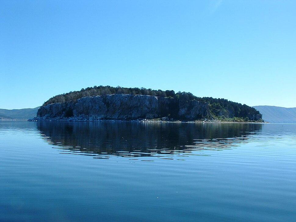 Prespa-ostrov