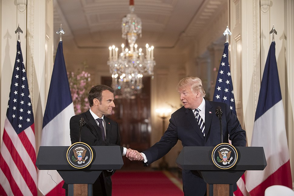 Press Availability - The Official State Visit of France (41659628672)