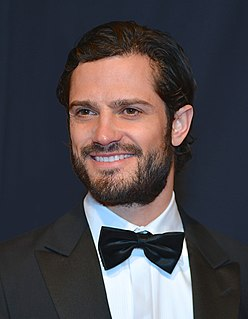 Prince Carl Philip, Duke of Värmland Duke of Värmland