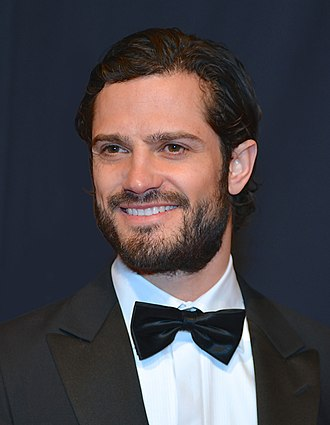 Prince Carl Philip, Duke of Värmland - Prince Carl Philip in January 2014