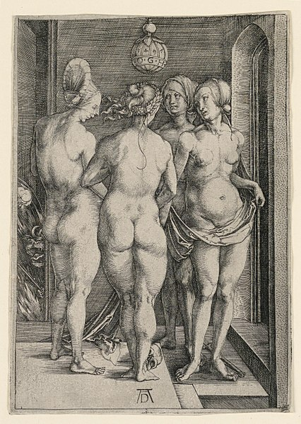File:Print, Four Nude Women (The Four Witches), 1497 (CH 18383911-2).jpg