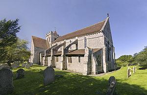 Boxgrove Priory - Boxgrove Priory Church
