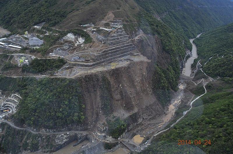 File:Proceso de construcción del Proyecto Hidroeléctrico Ituango .jpg