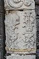 Provins - église Sainte-Croix - portail occidental, bas-côté nord 02.jpg
