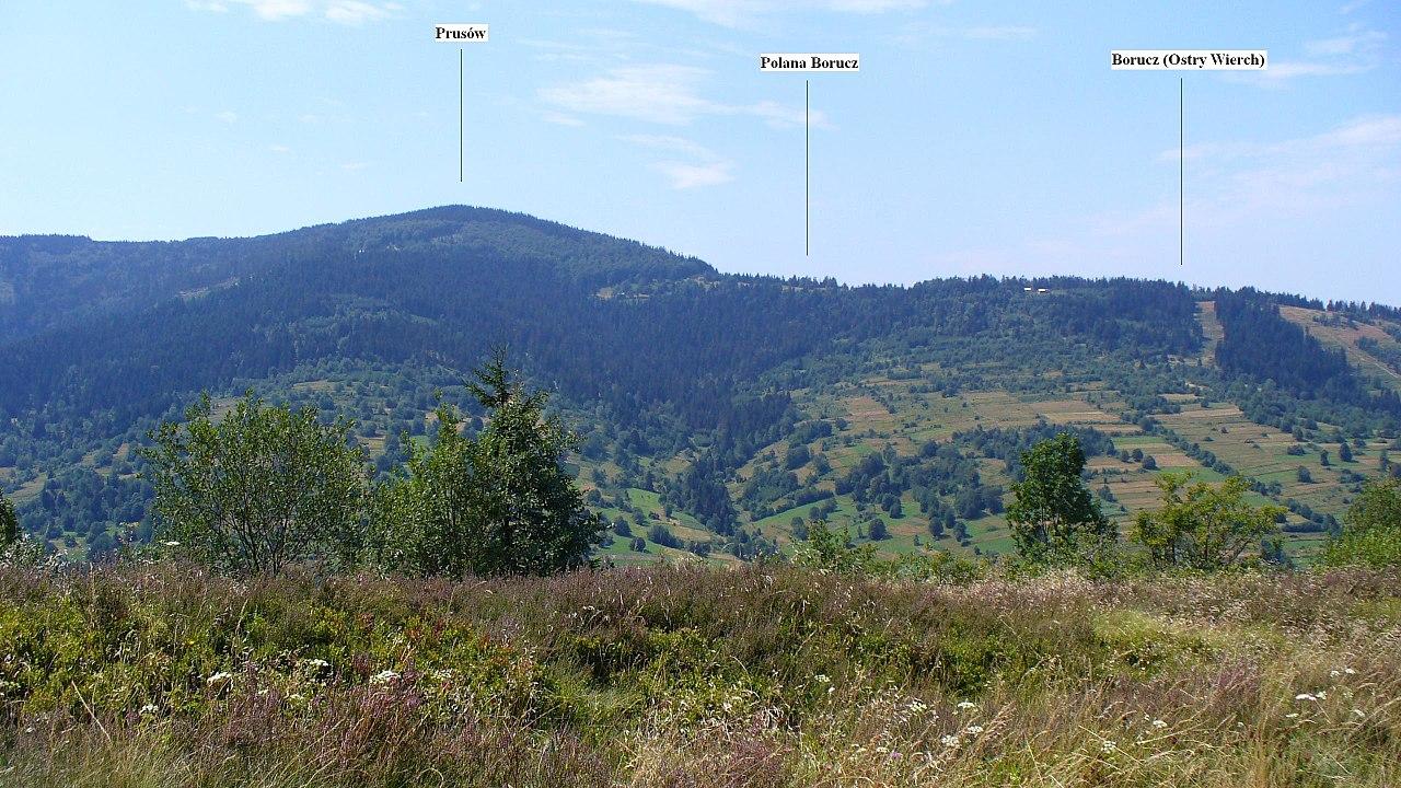 Góra Prusów