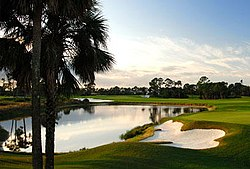 A Golf Course in Port St. Lucie