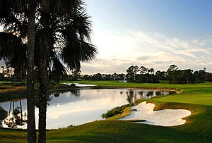 Port St. Lucie, Florida - PGA Golf Club in Port St. Lucie