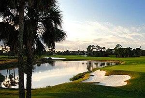 Port St. Lucie, Florida - PGA Golf Club in Port St. Lucie