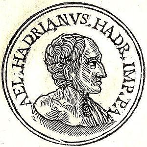 Publius Aelius Hadrianus Afer - P. A. Hadrianus Afer from Promptuarii Iconum Insigniorum