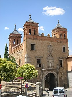 Puerta del Cambron, Toledo - view 3.JPG