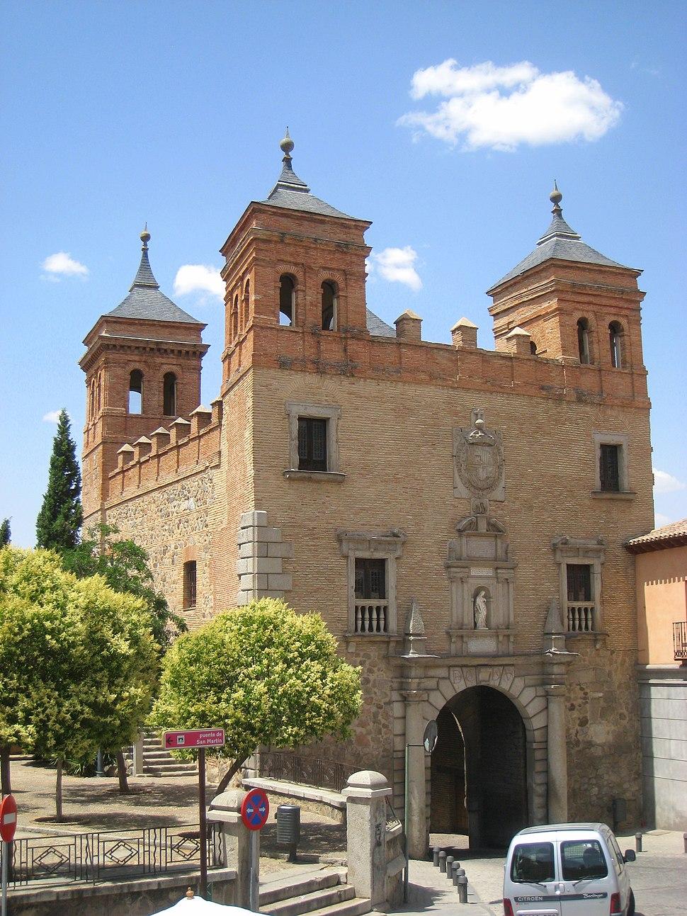 Puerta del Cambron, Toledo - view 3