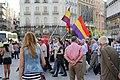 Puerta del Sol Franco Protest May 15 2014 18.JPG