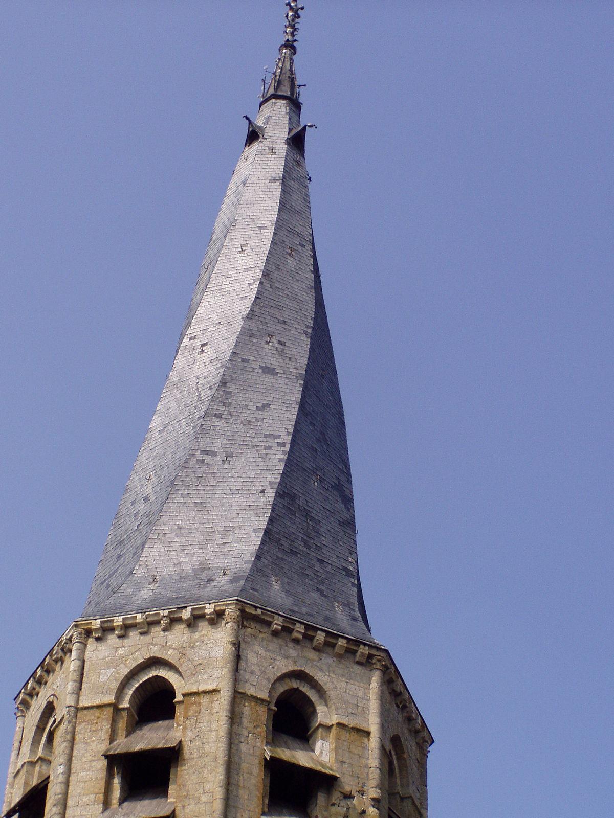 Clocher tors wiktionnaire for Etymologie architecture