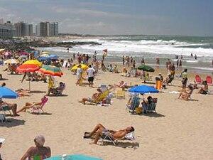 Emin Arslan - El Emir beach, in Punta del Este, named after Emir Emin Arslan