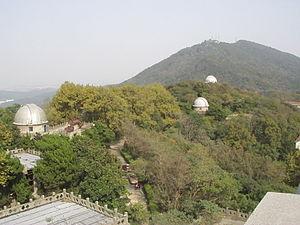 Purple Mountain Observatory - Purple Mountain Observatory
