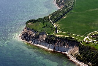 Baltic Sea - Cape Arkona on the island of Rügen in Germany, was a sacred site of the Slavs before Christianization.