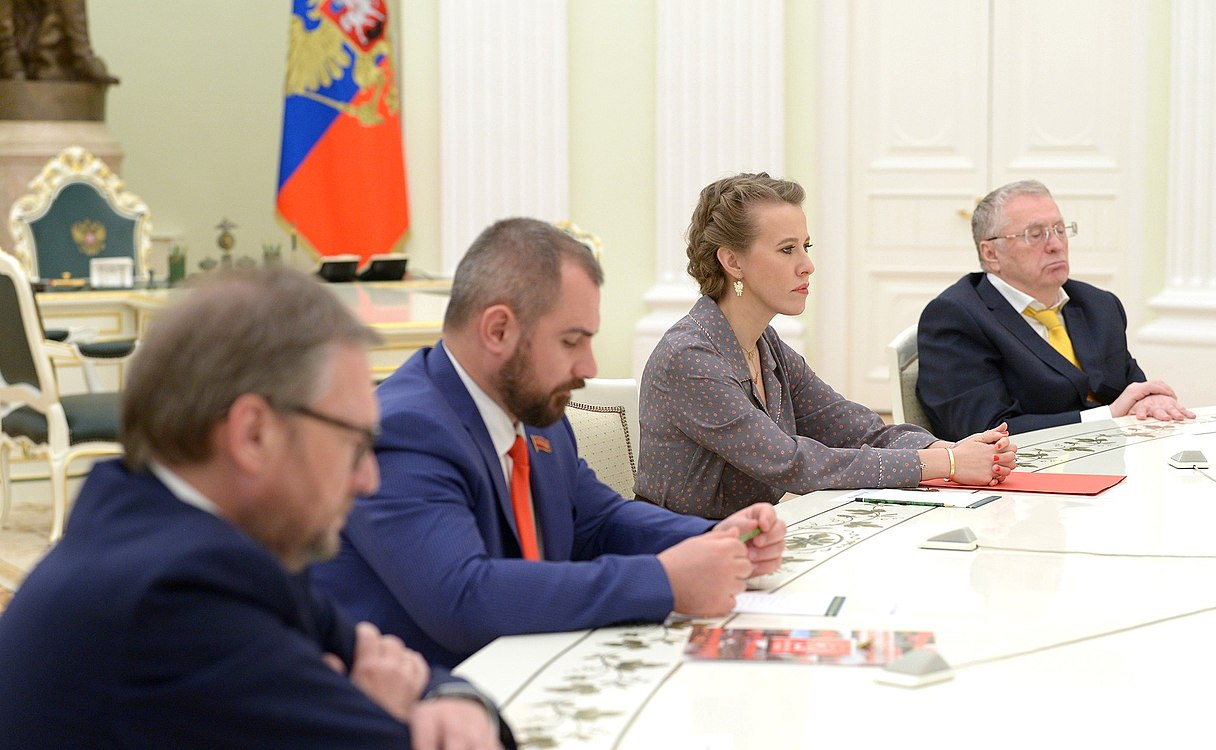 Putin meets with candidates for the position of President of the Russian Federation 3.jpg