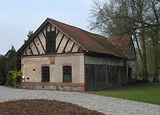 Putlitz - Image: Putlitz Burghofer Nebengebaeude