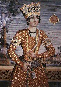 Qajar-AbbasMirza