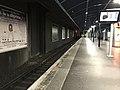 Quai RER A Gare Marne Vallée Chessy Seine Marne 9.jpg