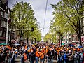 Queen's Day in Amsterdam 2013 (8697415382).jpg