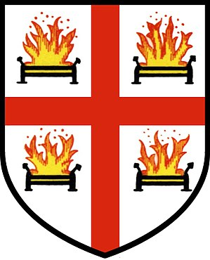Queen Elizabeth College - Arms of Queen Elizabeth College