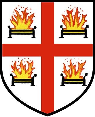 Queen Elizabeth College - Arms of Queen Elizabeth College