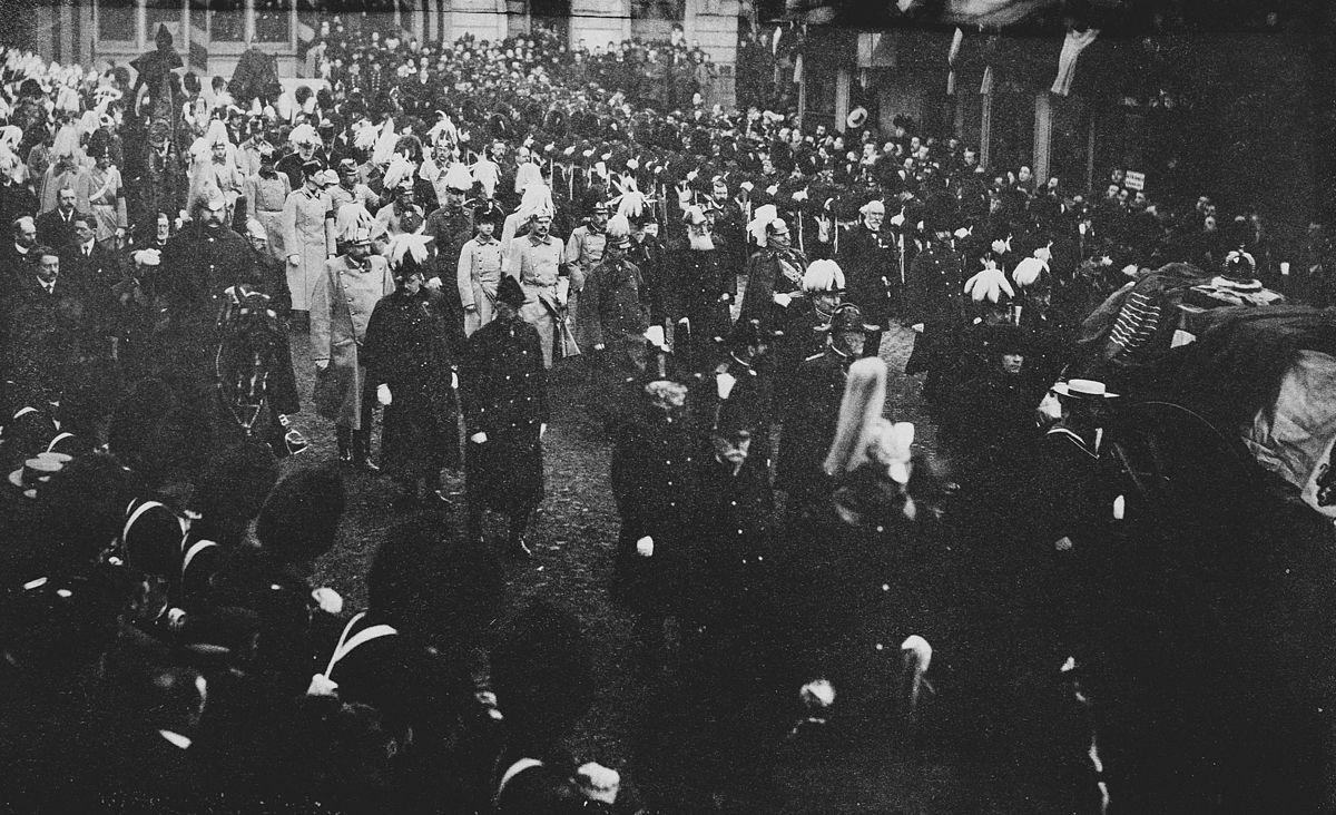 Funeral Of Queen Victoria Wikipedia