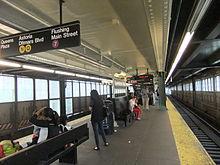 Coney Island Hours >> Queensboro Plaza station - Wikipedia