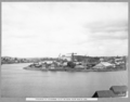 Queensland State Archives 3597 Progress on Kangaroo Point as seen from North Side Brisbane 5 October 1937.png