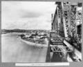 Queensland State Archives 4037 Steel stringers of eastern footway Brisbane 11 April 1940.png