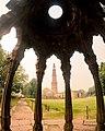 Qutub Minar Golden Hour 01.jpg