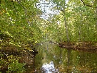 Ridley Creek - Image: RCSP Creeka 1