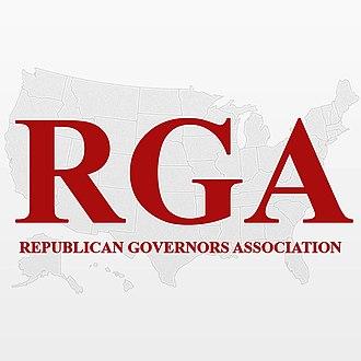 Republican Governors Association - Image: RGA Logo