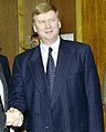 RIAN archive 434128 Russian First Deputy Prime Minister Anatoly Chubais meeting.jpg