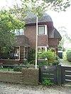 foto van Dubbele villa in Interbellumstijl