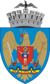Coat of arms of بخارسٹ Bucharest